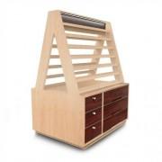 Pinnacle Polish Rack Cabinet 01