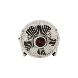 Rose 5 Metal Fan - a1
