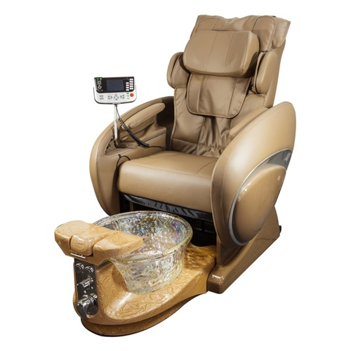 Rose 8000 Spa Pedicure Chair With Crystal Bowl