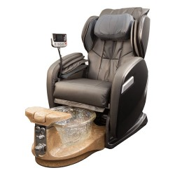Rose 9000 Spa Pedicure Chair With Crystal Bowl - 5