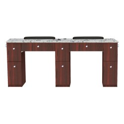 Rose Manicure Double Table - 1
