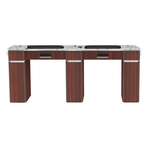 Rose Manicure Double Table