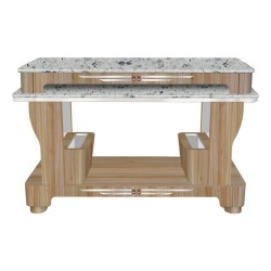 Rose Nail Dry Table - 1