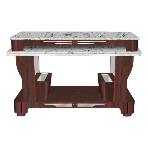 Rose Nail Dry Table