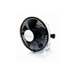 Rose Plastic Fan Combo - 1a