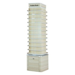 Topas Polish Rack Single Stand - 19 - 2