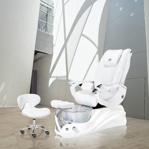 Whale Spa Crane White Edition