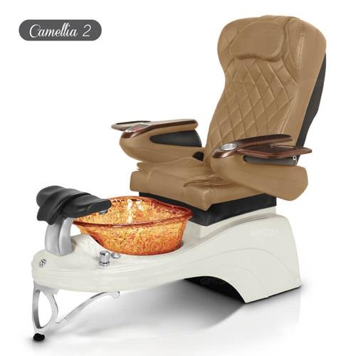 Camellia 2 Spa Pedicure Chair - 2