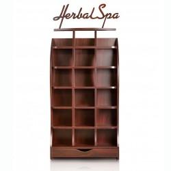 Herbal Deluxe Wall Rack 00