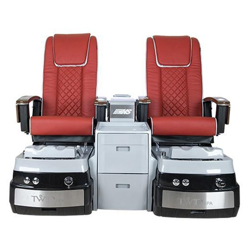 Twin Double Pedicure Spa Chair