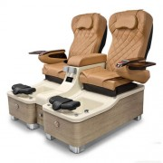 Chi Spa 2 Double Pedicure Spa Chair - 01