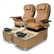 Chi Spa 2 Double Pedicure Spa Chair - 02