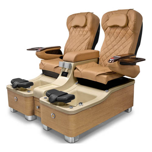 Chi Spa 2 Double Pedicure Spa Chair