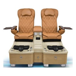 Chi Spa 2 Double Pedicure Spa Chair - 04