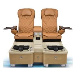 Chi Spa 2 Double Pedicure Spa Chair - 04