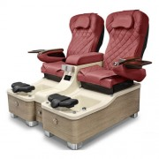 Chi Spa 2 Double Pedicure Spa Chair - 05