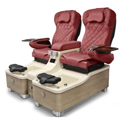 Chi Spa 2 Double Pedicure Spa Chair