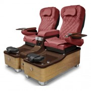 Chi Spa 2 Double Pedicure Spa Chair - 06