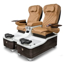 Chi Spa 2 Double Pedicure Spa Chair - 07