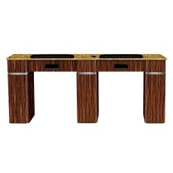 Atlanta United Double Nail Table