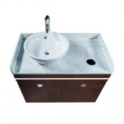 ''B'' Single Sink With Faucet 22