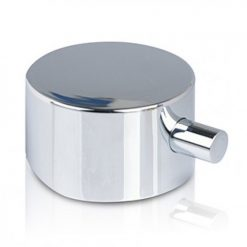 Clockwise handle for control mixer valve w/ANS logo