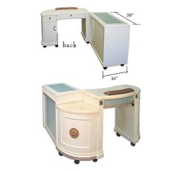 DDM Manicure Table 020