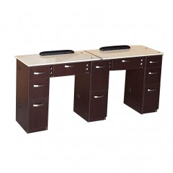 Daytona Double Table Vented w fans 00