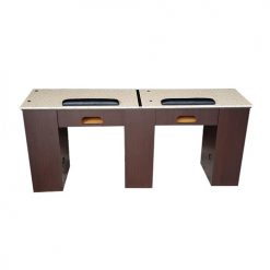 Daytona Double Table Vented w fans