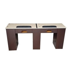 Daytona Double Table Vented w fans 02