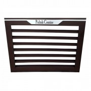 Daytona Wall Polish Rack - Single Shelves