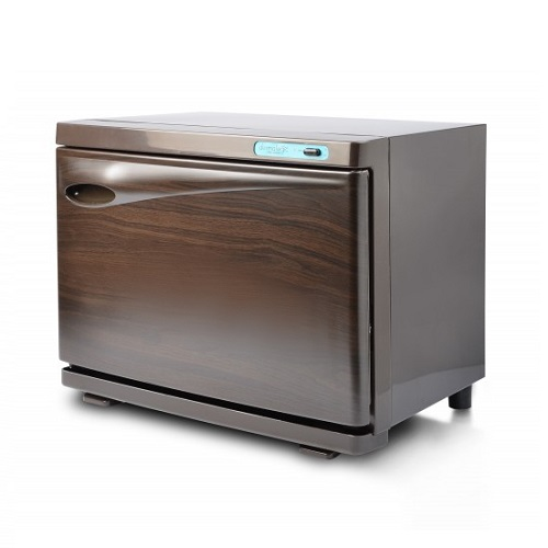 Dermalogic Towel Warmer Wood Grain with UV Light Sterilizer 20L