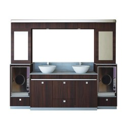 Double Sink wCabinet 4