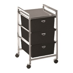Drawer Metal Pedi Cart 00