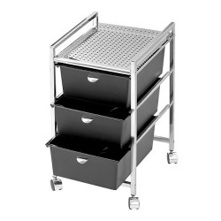 Drawer Metal Pedi Cart 01