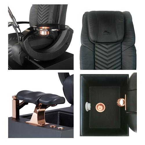 Excess Spa Pedicure Chair