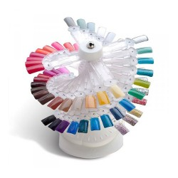 Geluv Nail Tip Palette Display Tree New Design - 1