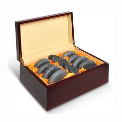 Hot Massage Stones - Set of 16