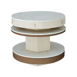 Round Nail Dryer 6x6 (6 Seats)
