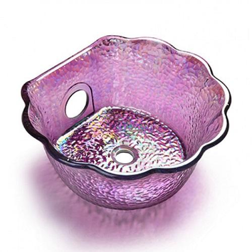 Scallop Sink Bowl
