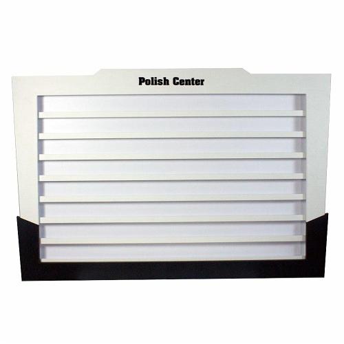 Shaker Polish Wall Rack