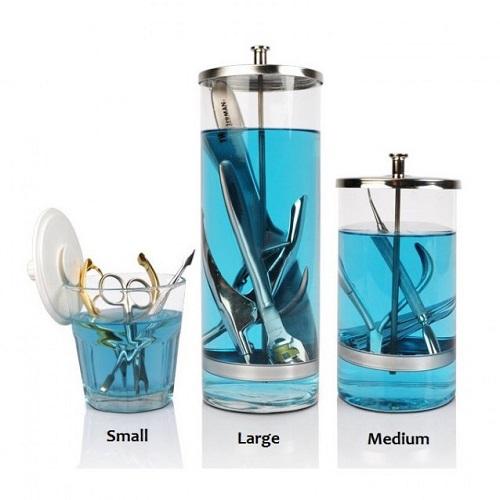 Sterilizer Jars