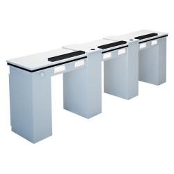 Triple Nail Table