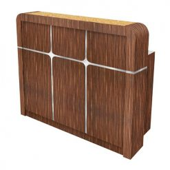 Avon II Square Reception Desk