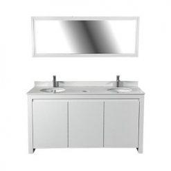 Daisy Double Sink 64″