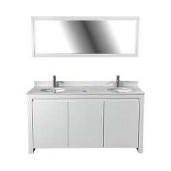 Daisy Double Sink 64″ - 1