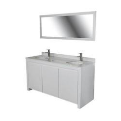 Daisy Double Sink 64″ - 3