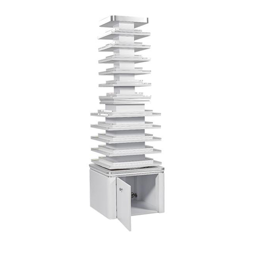 Orchid Powder Rack Stand