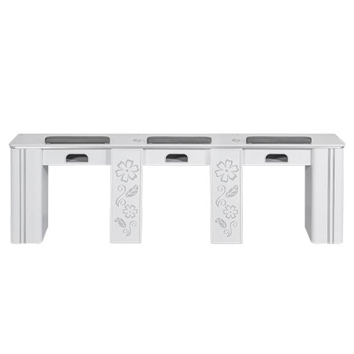 Orchid Triple Nail Table