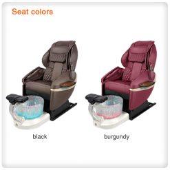 Super Relax Spa Pedicure Chair Color